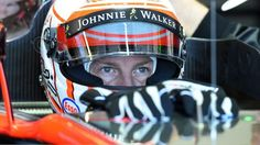 Jenson Button (GBR) McLaren MP4-30 at Formula One World Championship, Rd1, Australian Grand Prix, Practice, Albert Park, Melbourne, Australia, Friday 13 March 2015. copy; Sutton Motorsport Images