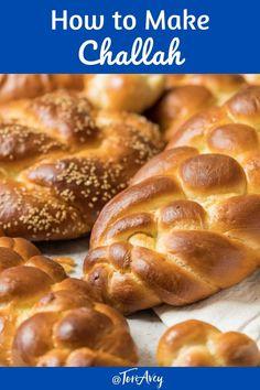Kosher Recipes, Baking Recipes, Vegan Recipes, Kosher Bread Recipe, Baking Ideas, Greek Recipes, Challah Bread Recipes, Bread Maker Recipes, Challah Dough Recipe