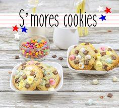 Smores Cookies, le goûter à lAméricaine ! - Contenido seleccionado con la ayuda de http://r4s.to/r4s