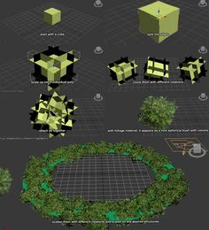tuto Maya Modeling, Modeling Tips, Game Level Design, Game Design, Blender 3d, Environment Concept Art, Environment Design, Blender Architecture, 3d Max Tutorial
