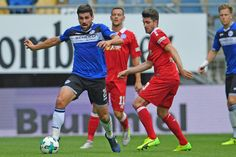 Arminia verliert 0:4 gegen Duisburg +++  Brutale Bruchlandung