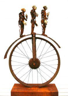 Jan Verschueren - De weg van het wiel