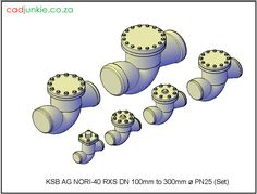 CAD Format: AutoCAD 2013 Block Type: 6 Solids Units: mm Description: All 6 blocks are created using AutoCAD Solids and with information from the KSB technical catalogues These blocks are not official blocks from KSB Sizes Autocad, Cad Blocks, Globe, The Unit, 3d, Type, Speech Balloon
