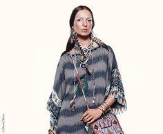 Zoom sur les bijoux amérindiens en turquoise | Vogue