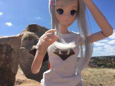 Smart Doll Chitose Shirasawa by chiramu