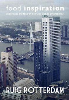 Editie 83 - Ruig Rotterdam. Bekijk het nieuwe Food Inspiration Magazine - Van oudsher staat Rotterdam bekend als een stad waar noeste arbeid wordt verricht. Niet lullen maar poetsen. Deze mentaliteit heerst nog steeds, maar dan wel in combinatie met ondernemerschap, creativiteit en ambacht. Wie zijn de nieuwe makers in Rotterdam? Wat doen ze? En hoe maken ze verschil? http://www.foodinspiration.nl/magazine/2014-02-04-83-rotterdams-ruig