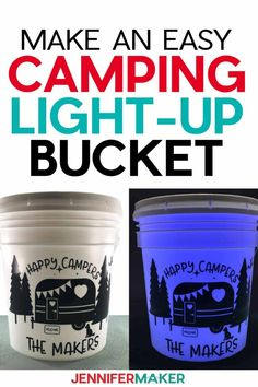 Camping Lights, Diy Camping, Camping Crafts, Camping Hacks, Camping Ideas, Outside Lighting Ideas, Crafts To Make And Sell, How To Make, Rose Gold Paper