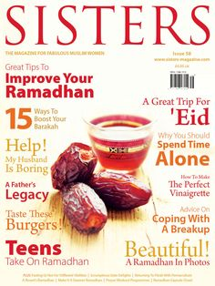 SISTERS Magazine July 2014 | Issue 58 | Ramadhan