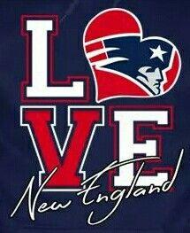 Love New England Patriots