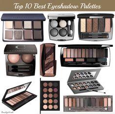 Top 10 Best Eyeshadow Palettes