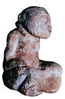 Mohenjo-Daro Mother goddess Western India: Early Harappan 3500-2700 BC (Mohenjo-Daro, Mehrgarh, Jodhpura, Padri)