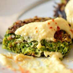 Gluten Free Vegan Falafel! Better than restaurant and so healthy!