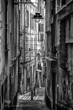 Città vecchia n°3 by lefotodiroby,centro storico,genova,italy,
