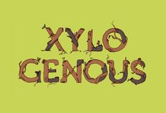 The Dead Words » Xylogenous: Resident of Timberland by Karen To
