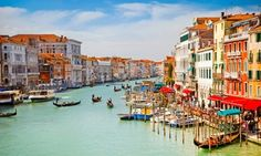 Groupon - ✈ Venice and Florence: 4 or 6 Nights with Flights and Train Transfer*  in Essex. Groupon deal price: £129