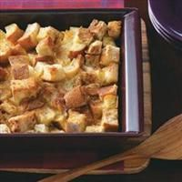 French Toast Casserole  --- Christmas morning