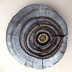 sculpture | wall abstract art | wood and mosaic by Suzanne Rippe