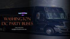 Party Bus Rental, Washington Dc, Ps, Positivity, Photo Manipulation, Optimism