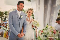 Casamento Thaeme + Fábio | Mariée: Inspiração para Noivas e Casamentos