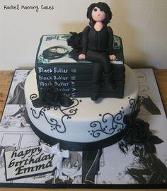 Manga Black Butler Cake