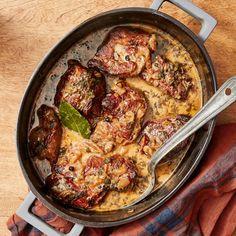 Braised Pork Shoulder, Boneless Pork Shoulder, Pork Recipes, Slow Cooker Recipes, Cooking Recipes, Pork Shoulder Recipes, Winter Dinner Recipes, Pork Dishes, Casserole Recipes