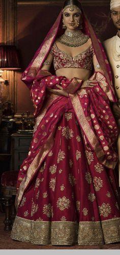 Top 15 Designer Bridal Lehenga for Wedding - Fashion Girls Wedding Lehnga, Designer Bridal Lehenga, Indian Bridal Lehenga, Indian Bridal Outfits, Indian Bridal Wear, Bridal Lehenga Choli, Indian Dresses, Bridal Dresses, Dress Wedding