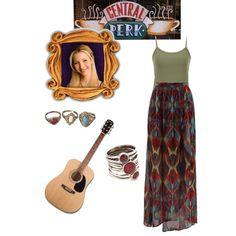 Phoebe Buffay--FRIENDS