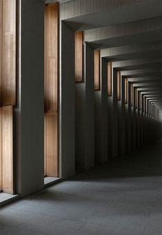 Emilio Tuñón Arquitectos [Mansilla + Tuñon] || (039) Colecciones Reales (Madrid…