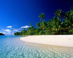 Muri Lagoon Cook Islands (where we got married).
