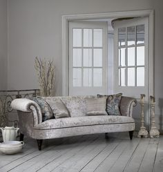 Classy :) #ParkerKnoll Isabelle Large in Mancini