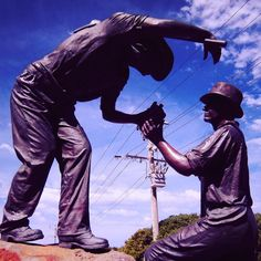 Statue an der Great Ocean Road Australien #instagood #instadaily #instafollow #photooftheday #picoftheday #backpacking #backpacker #australia #australien #travelwunder #urlaub #reise #reisen #greatoceanroad #followme by travelwunder