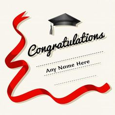 Congratulations Words, Congratulations Card Graduation, Graduation Cards, Congrats Wishes, Greeting Card Maker, Online Greeting Cards, Exam Success Wishes, Baby Messages, Magic Words