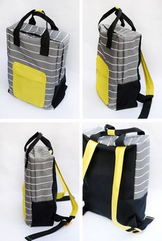 Backpack sewing tutorial                                                                                                                                                                                 More