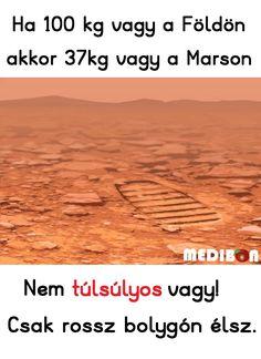 :) Föld - Mars : 0-1