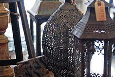 moroccan garden lanterns - Αναζήτηση Google