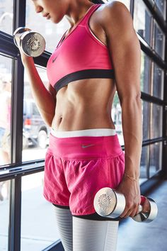 Grab Your Dumbbells For This Full-Body Workout