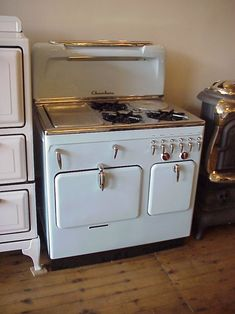 Gas Stoves, Antique Gas Stoves, Chambers, Magic Chef