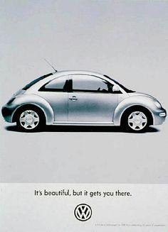 New Beetle Advertisement