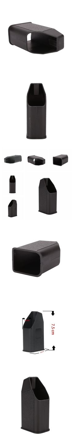 Professional Hunting Accessories Black Glock Magazine Ammo Speed Loader For 9mm, .40, .357, .45 GAP Mags Clips Clip