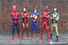 Festival Fancy Dress Costumes: MorphCostumes have the wides range of Marvel fancy dress costumes in the UK. As well as perennial favourites such as Spiderman, Iron Man and Capt America we also sell cult classics like Deadpool, Venom, Carnage, Bullseye and Black Panther. Our Official Marvel licenced fancy dress costumes are nothing short of awesome.