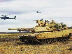 """A 4th Squadron,9th Cavalry, 2nd Armored Brigade Combat Team""""Black Jack""""1st Cavalry Division M1A2 training at Ft Hood, Texas. Dec 2016(US army photo)"""