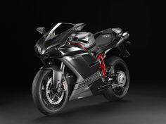 2013 Ducati 848 EVO Corse SE. Wishful thinking for my fiancee. He likes bikes.