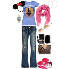 Disney trip clothes outfits