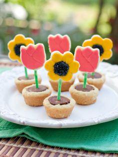Erica's Sweet Tooth » Flower Pot Cookies