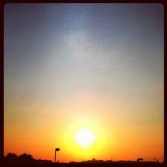 The sun! #sunny #sunlight #hot