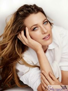Blake Lively Photoshoot for Allure…