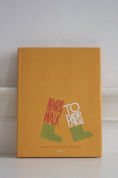 Henri's Walk to Paris, by Saul Bass and Leonore Klein