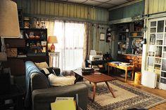 映画「脳内ポイズンベリー」に登場する、恋に悩むアラサーいちこのお部屋をご紹介。