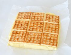 With a creamy lemon cheesecake filling, this easy peasy no bake Lattice Slice makes the perfect dessert! This recipe includes both regular and thermomix ins Baking Recipes, Cake Recipes, Dessert Recipes, Desserts, Custard Recipes, No Bake Slices, Magic Custard Cake, Slice Recipe, Tray Bakes