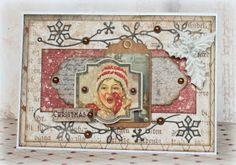 Riddersholm Design: Christmas Card
